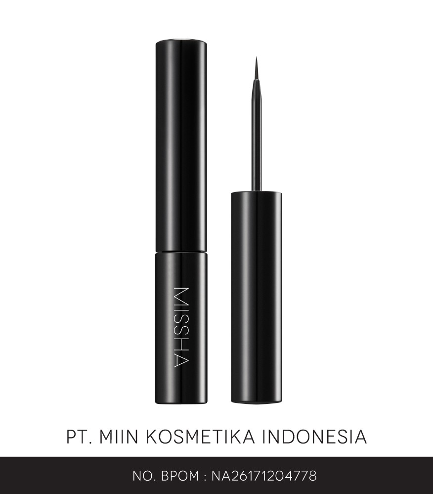 LIQUID SHARP EYELINER (BLACK)