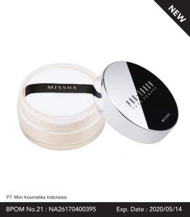 MISSHA Pro-Touch Face Powder SPF15 (No. 21/Light Beige)