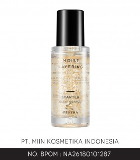MISSHA  Moist Layering Starter  [Gold Topping]
