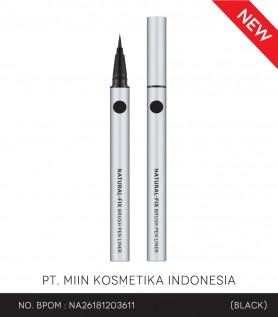Missha Natural Fix Brush Pen Liner (0.6gr)