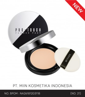Missha Pro-Touch Powder Pact SPF25/PA++