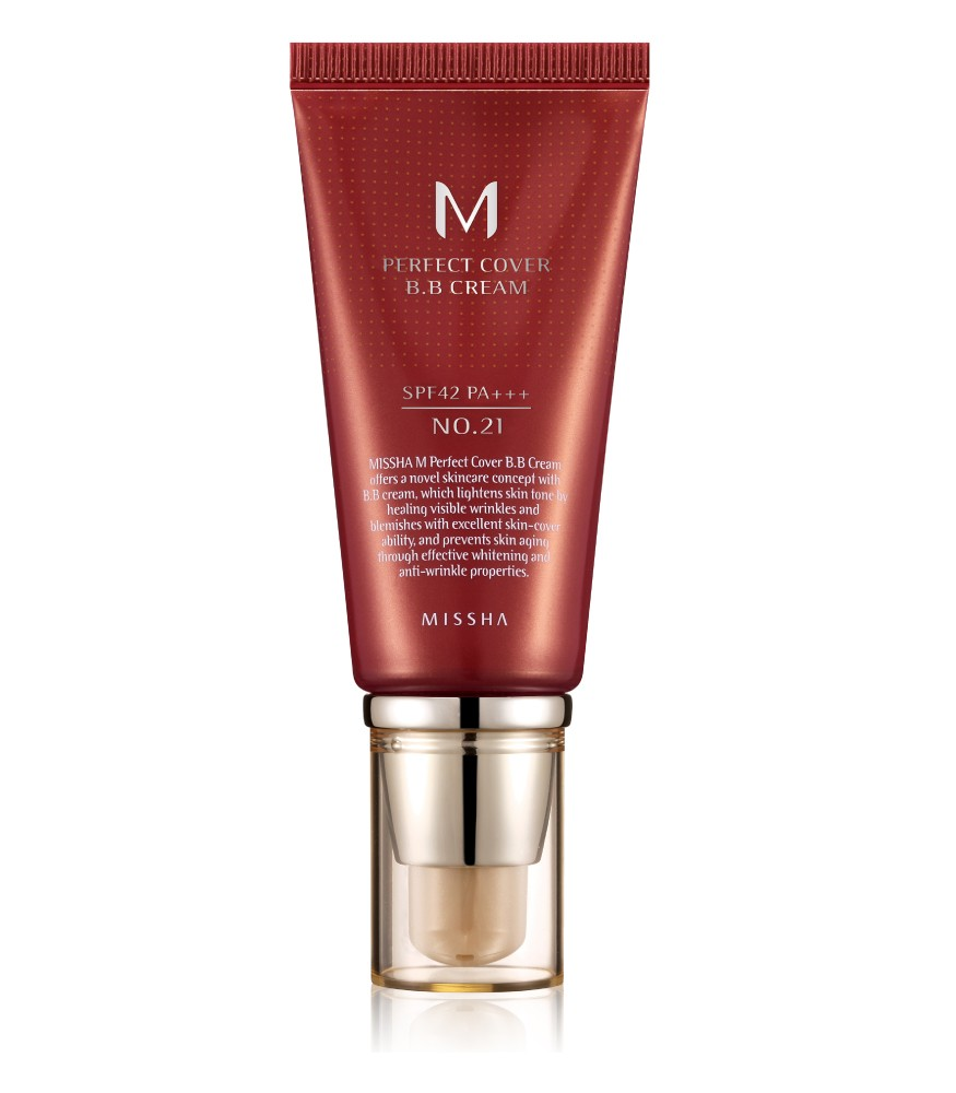 M PERFECT COVER B.B CREAM SPF42/PA+++