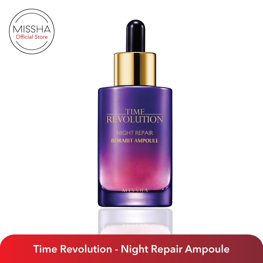 TIME REVOLUTION NIGHT REPAIR BORABIT AMPOULE 50ml