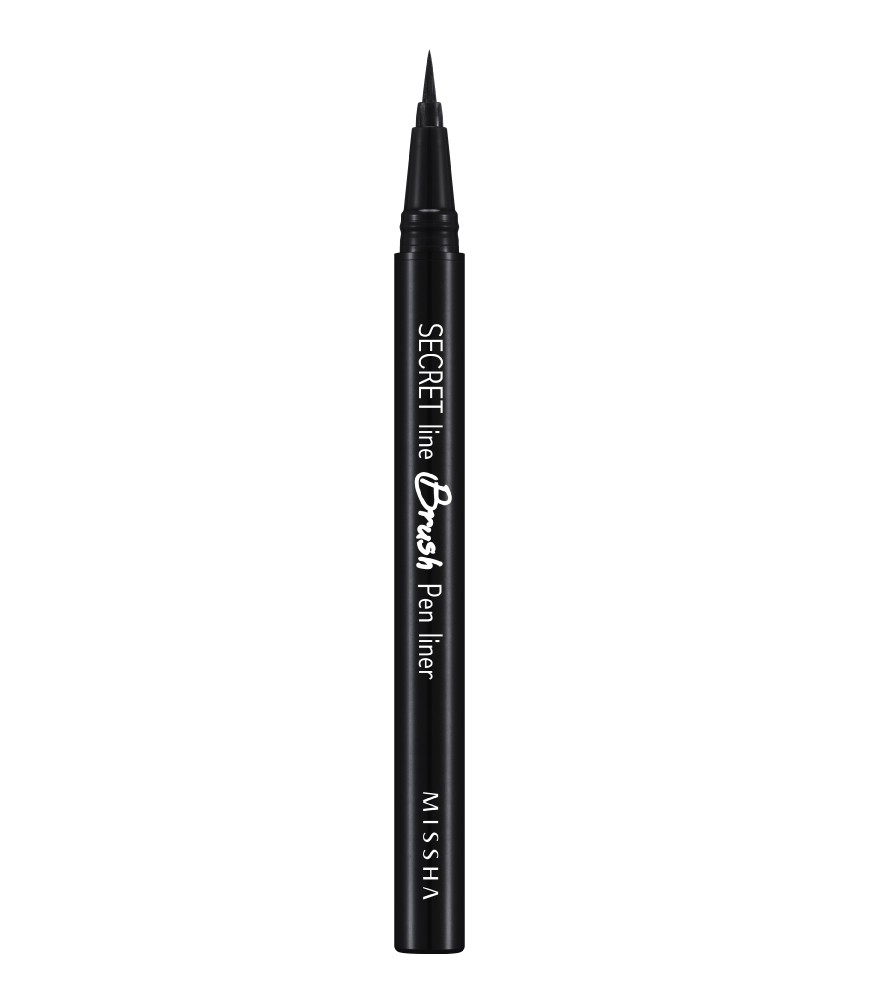Secret Line Brush Pen Eyeliner
