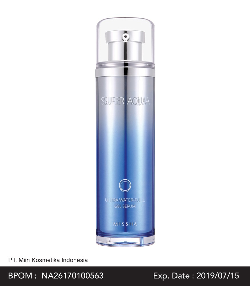 Super Aqua Ultra Water-full Gel Serum