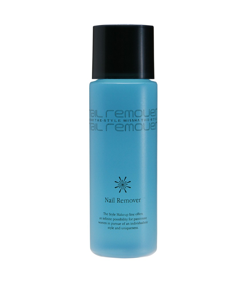 The Style Nail Polish Remover (Cool) 100ml