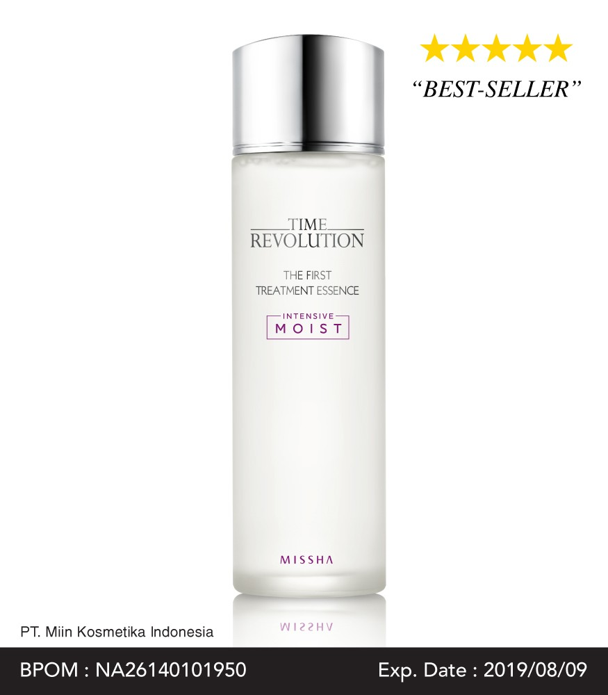 TIME REVOLUTION THE FIRST TREATMENT ESSENCE – INTENSIVE MOIST 150ml
