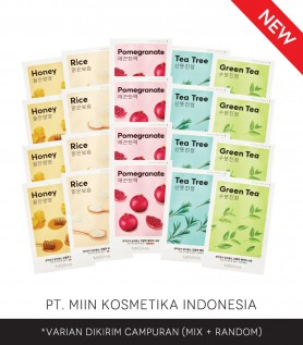 MISSHA Airy Fit Sheet Mask (PAKET 10+10)
