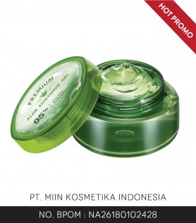 MISSHA PREMIUM ALOE SOOTHING GEL (300ml)