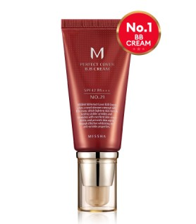 M PERFECT COVER BB CREAM SPF42/PA+++ (50ml)