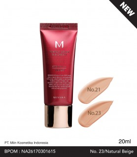 M PERFECT COVER B.B CREAM SPF42/PA+++ (20ml)