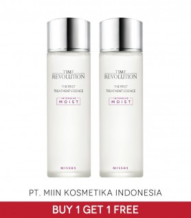 TIME REVOLUTION THE FIRST TREATMENT ESSENCE – INTENSIVE MOIST 150ml (BUY 1 GET 1)