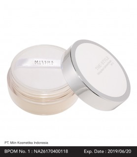 The Style Fitting Wear Cashmere Powder SPF 15 Light Beige