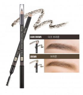 Smudge Proof Wood Brow
