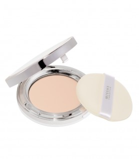 MISSHA The Style Fitting Wear Powder Pact SPF25/PA++ (No.21/Light Beige)
