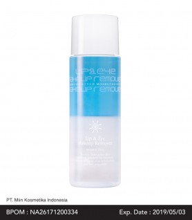 THE STYLE LIP & EYE MAKEUP REMOVER