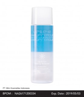 LIP & EYE MAKEUP REMOVER