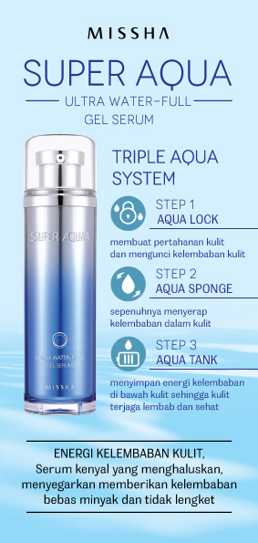 Super Aqua Waterfull Gel Serum