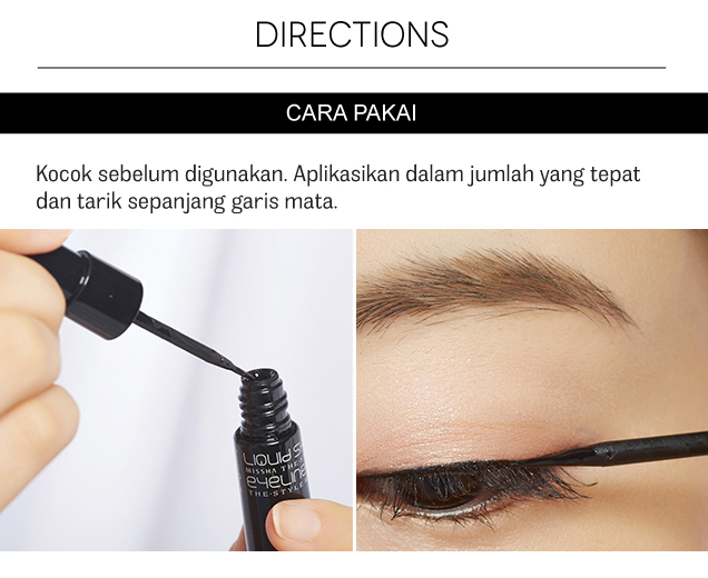 The Style Liquid Sharp Eyeliner