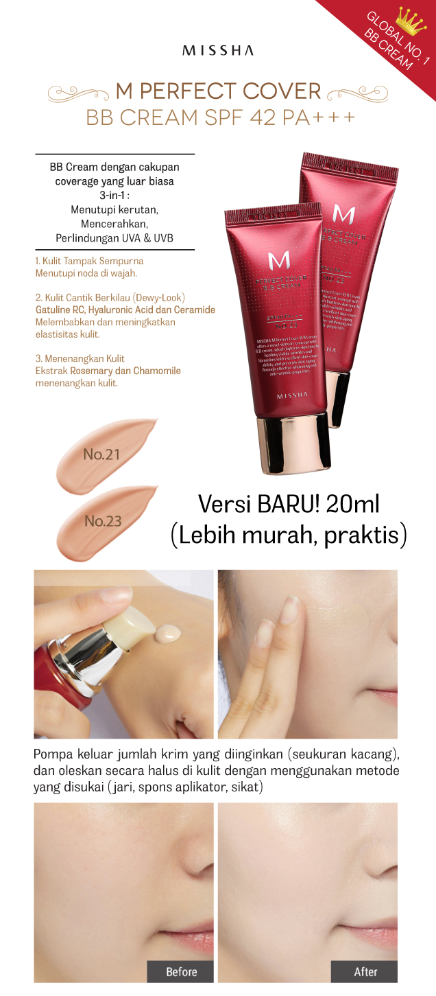 BB Cream 20ml